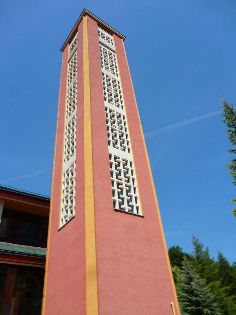 Монастырская колокольня. Фото: Елена Арсениевич, CC BY-SA 3.0