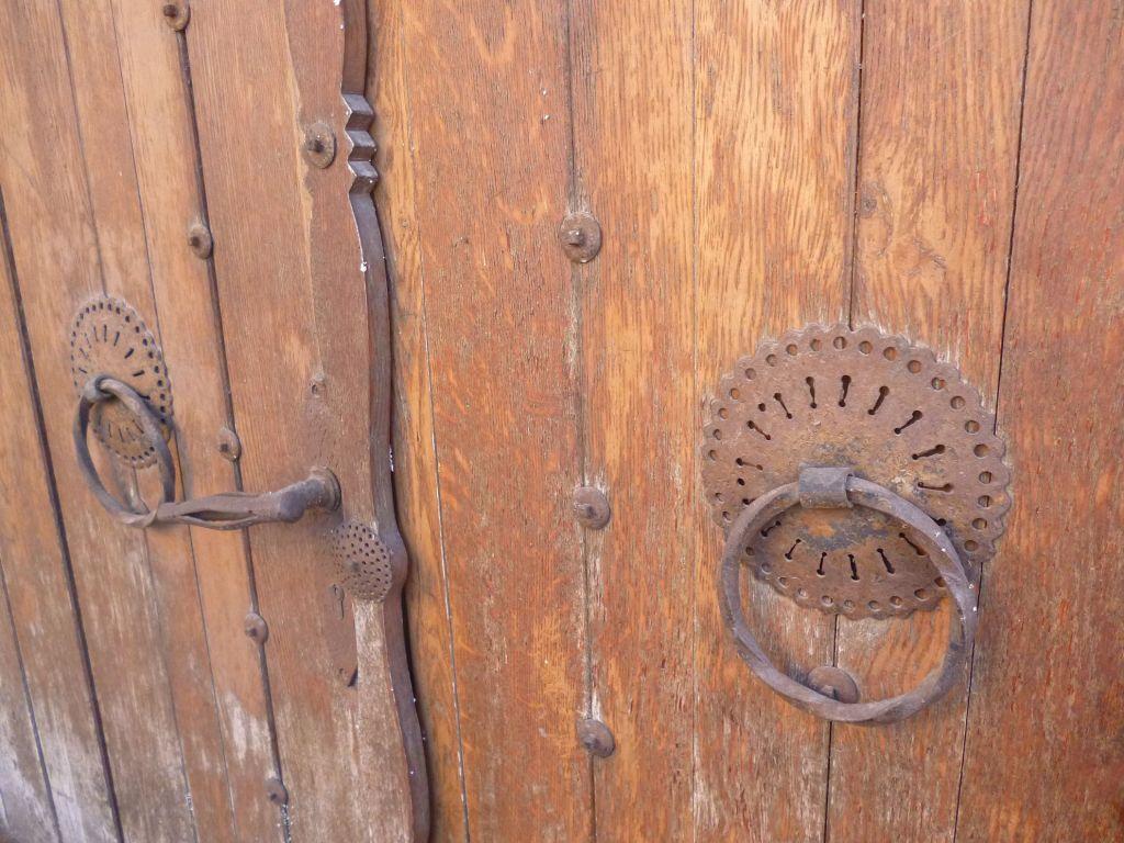 Сараевские двери. Фото: Елена Арсениевич, CC BY-SA 3.0