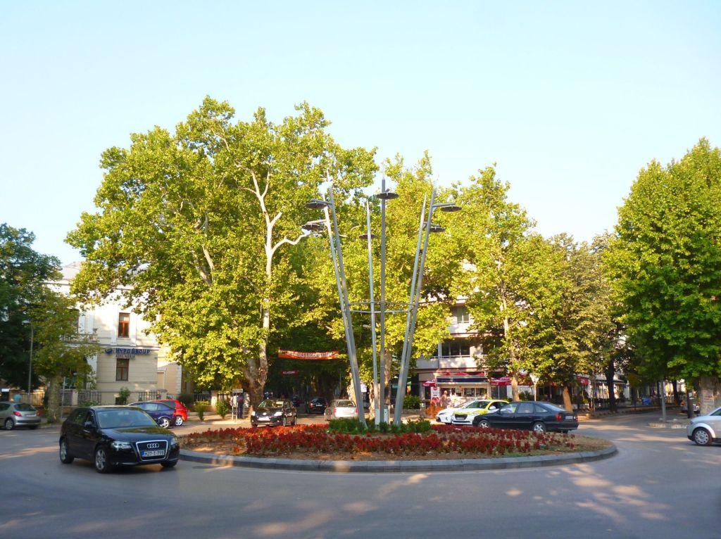 Площадь Рондо. Фото: Елена Арсениевич, CC BY-SA 3.0