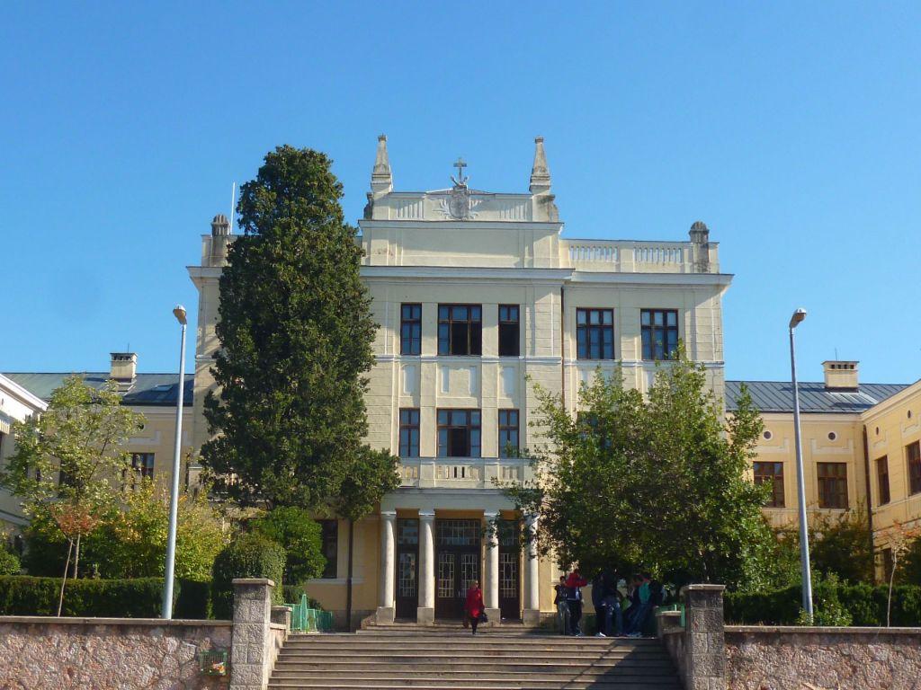 Гимназия. Фото: Елена Арсениевич, CC BY-SA 3.0