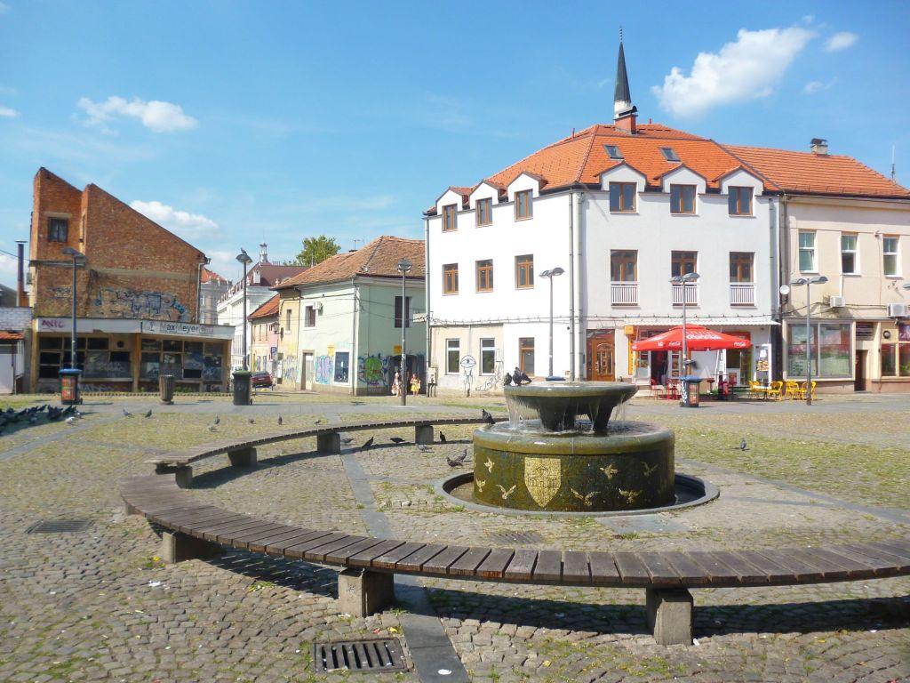 Соляная площадь. Историческое ядро города. Фото: Елена Арсениевич, CC BY-SA 3.0