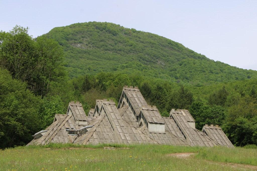 Здание по проекту Ранко Радовича. Фото: Елена Арсениевич, CC BY-SA 3.0