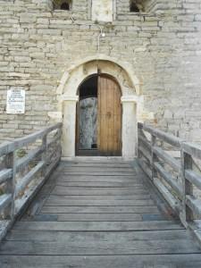 Вход в крепость. Фото: Елена Арсениевич, CC BY-SA 3.0
