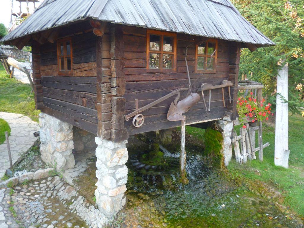 Поточная мельница. Фото: Елена Арсениевич, CC BY-SA 3.0