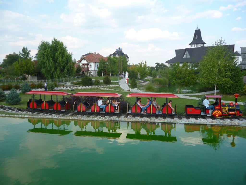 Туристический поезд. Фото: Елена Арсениевич, CC BY-SA 3.0