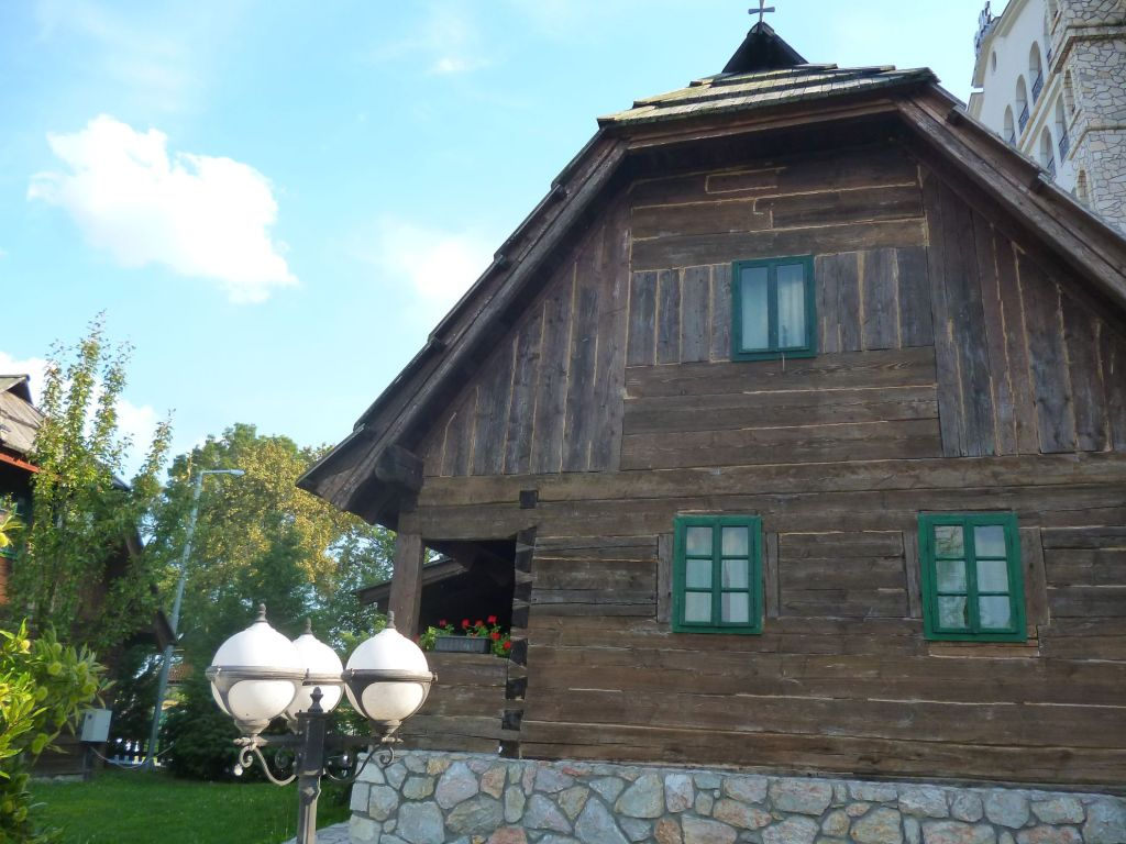 Старинный дом в этноселе. Фото: Елена Арсениевич, CC BY-SA 3.0