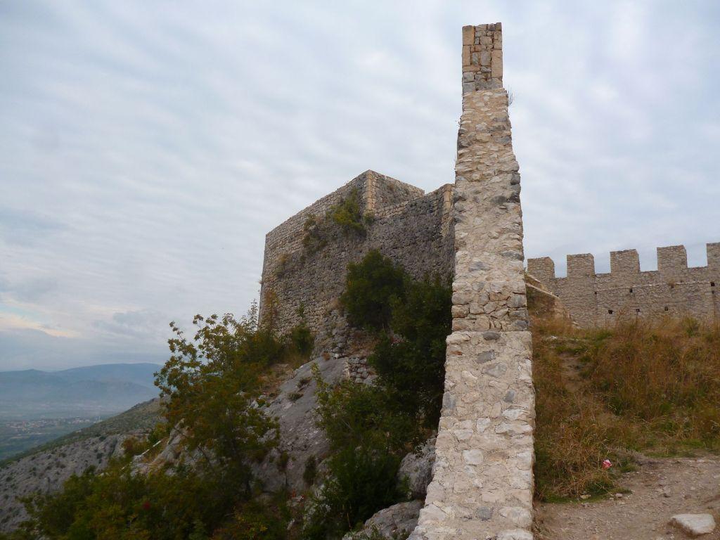 Сторожевая башня. Фото: Елена Арсениевич, CC BY-SA 3.0