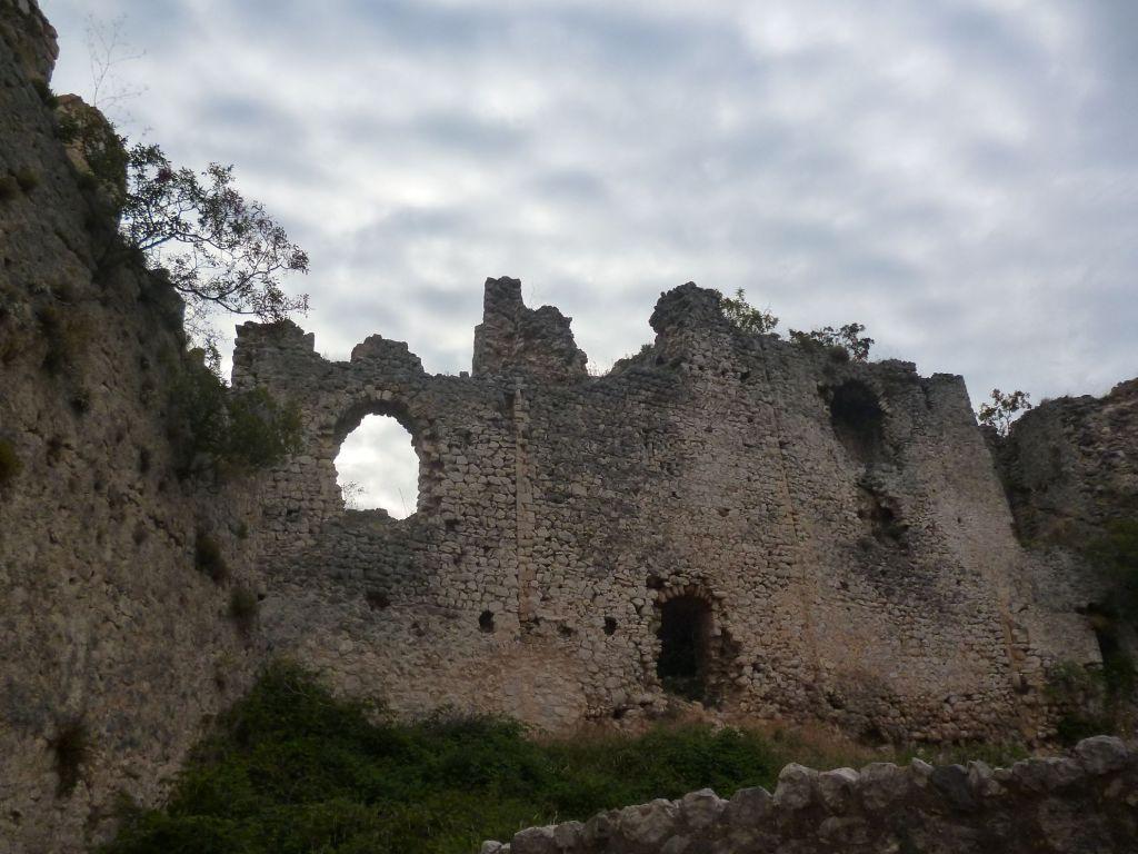 Восточная часть крепости. Фото: Елена Арсениевич, CC BY-SA 3.0