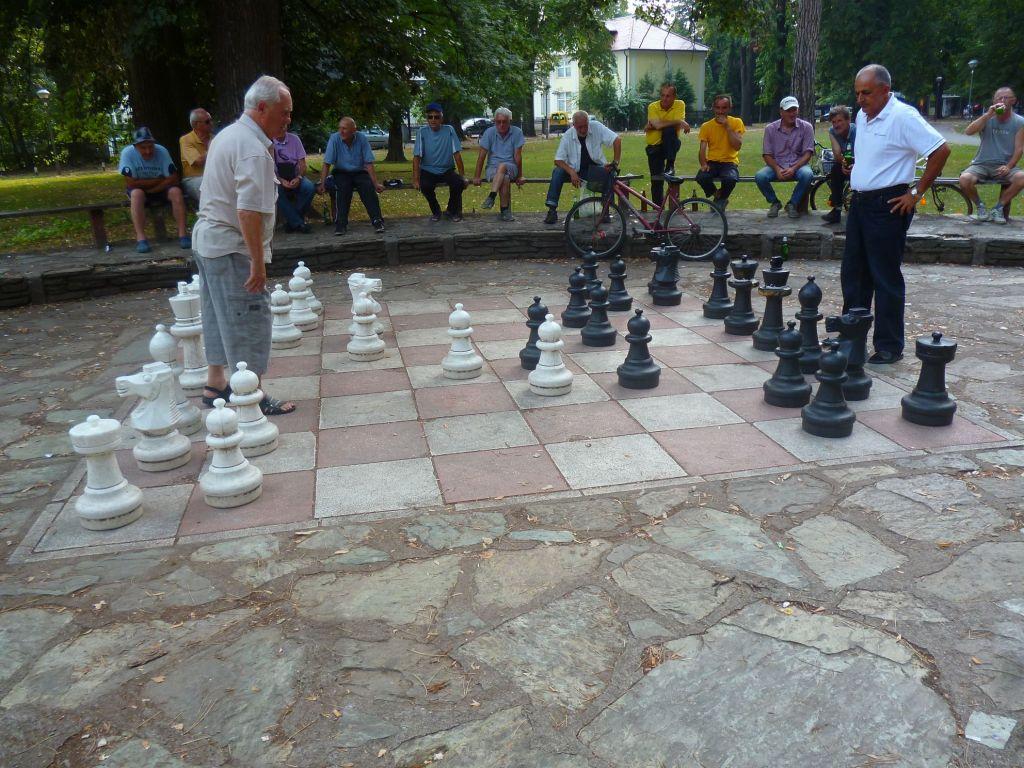 Большие шахматы. Фото: Елена Арсениевич, CC BY-SA 3.0