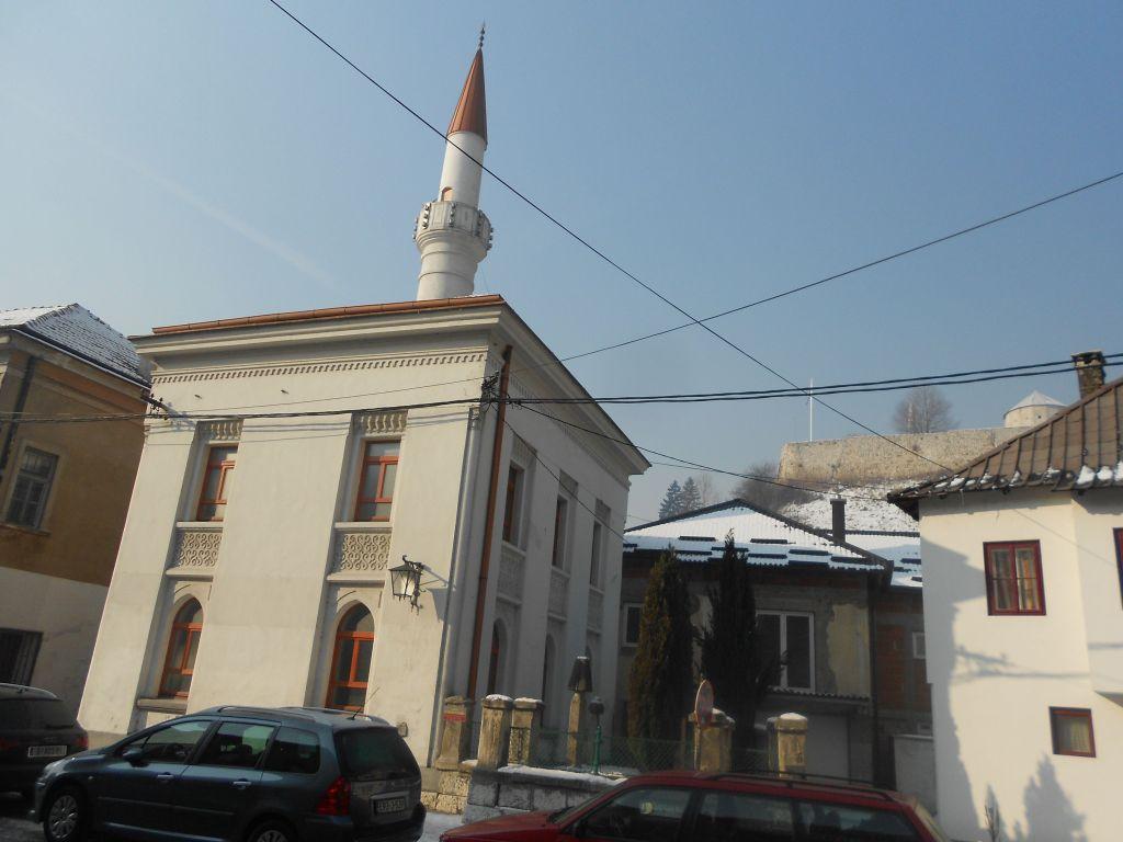 Шумечская мечеть. Фото: Елена Арсениевич, CC BY-SA 3.0