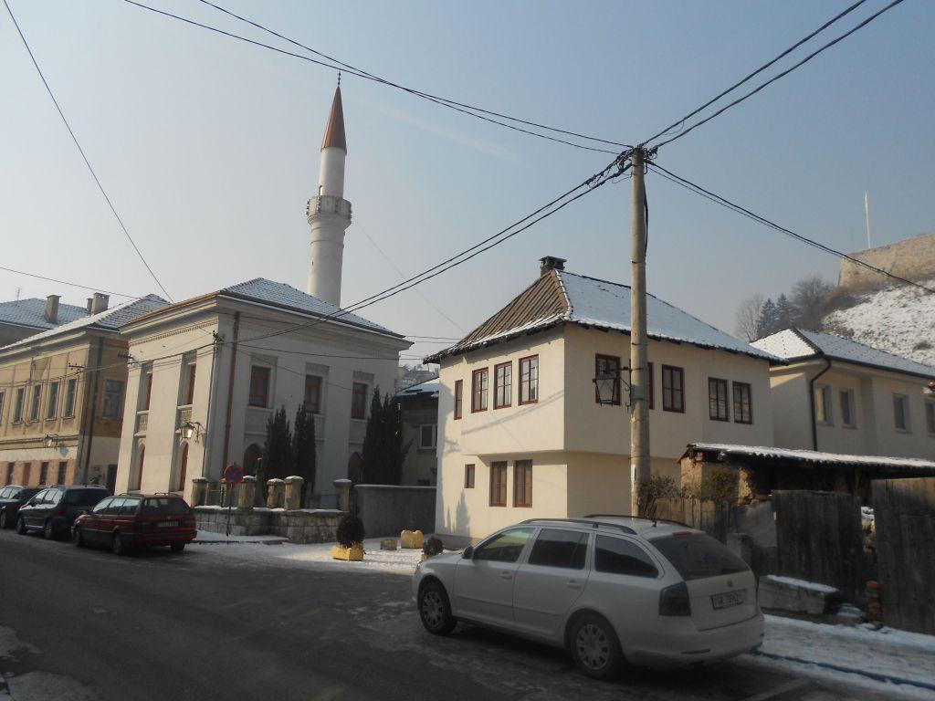 Шумечская мечеть в Травнике. Фото: Елена Арсениевич, CC BY-SA 3.0