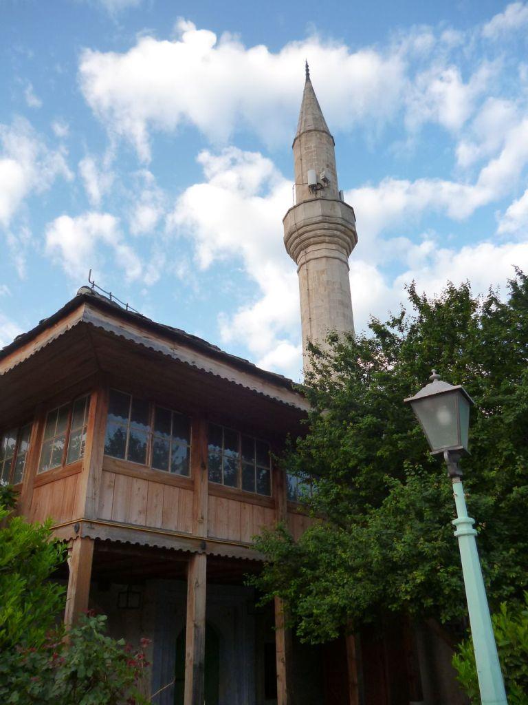 Мечеть Табачица и её минарет. Фото: Елена Арсениевич, CC BY-SA 3.0