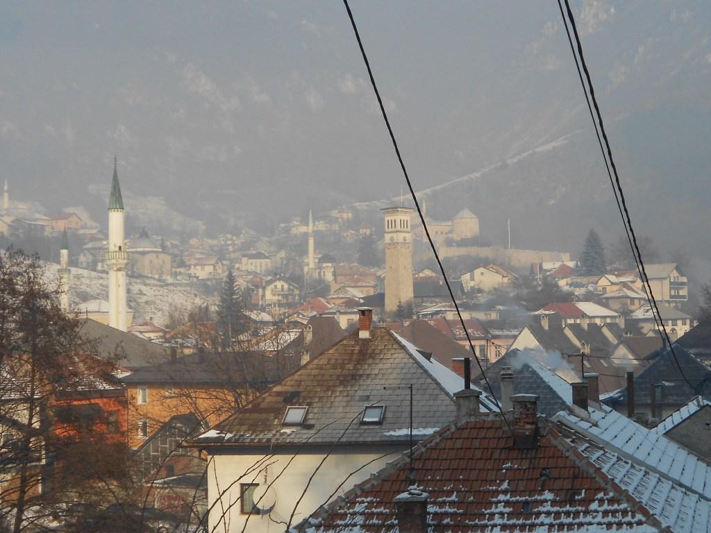 Травник, город визирей. Фото: Елена Арсениевич, CC BY-SA 3.0