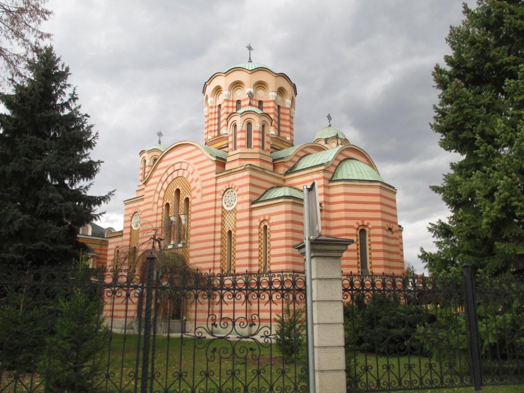 Храм св. Троицы. Фото: Елена Арсениевич, CC BY-SA 3.0