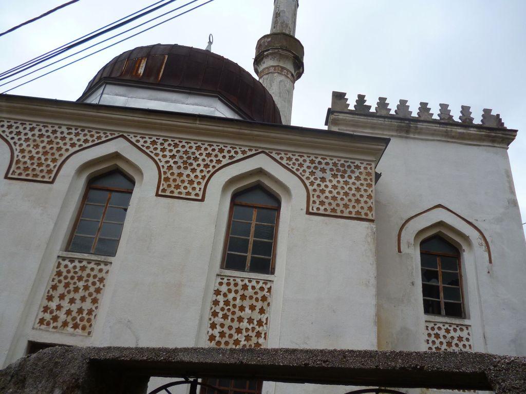 Варошская мечеть в Травнике. Фото: Елена Арсениевич, CC BY-SA 3.0