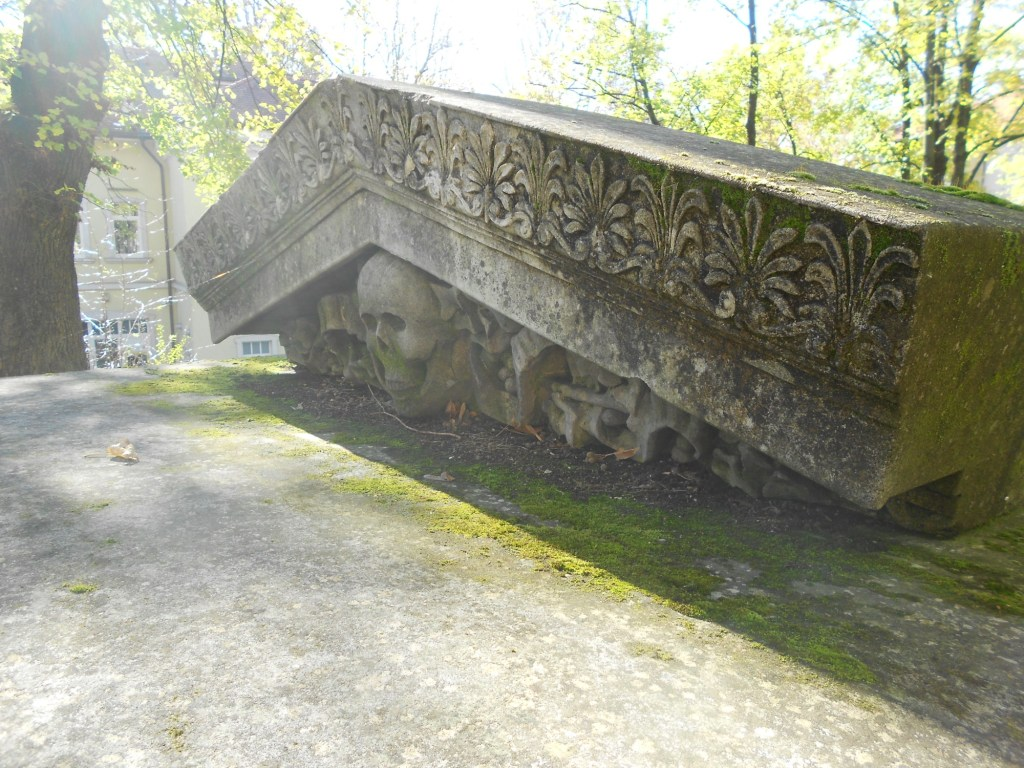 Фрагмент гробницы. Фото: Елена Арсениевич, CC BY-SA 3.0