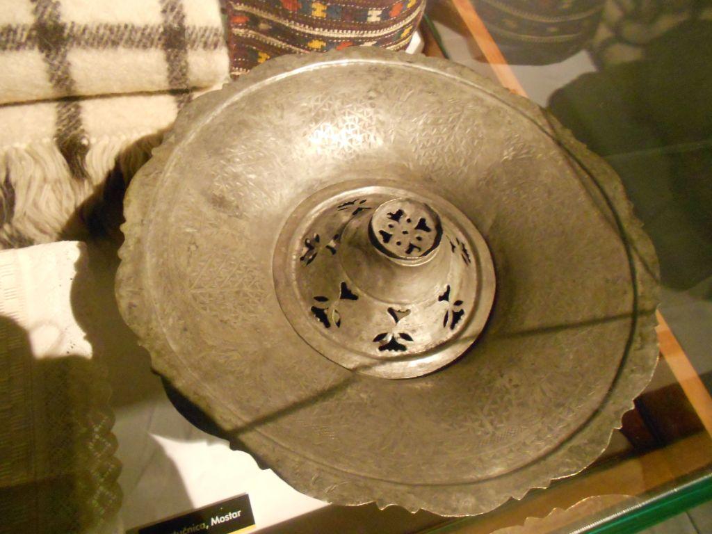 Леген из коллекции Земальского музея. Фото: Елена Арсениевич, CC BY-SA 3.0