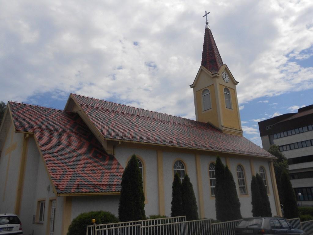 Церковь Святейшего Сердца Иисуса . Фото: Елена Арсениевич, CC BY-SA 3.0