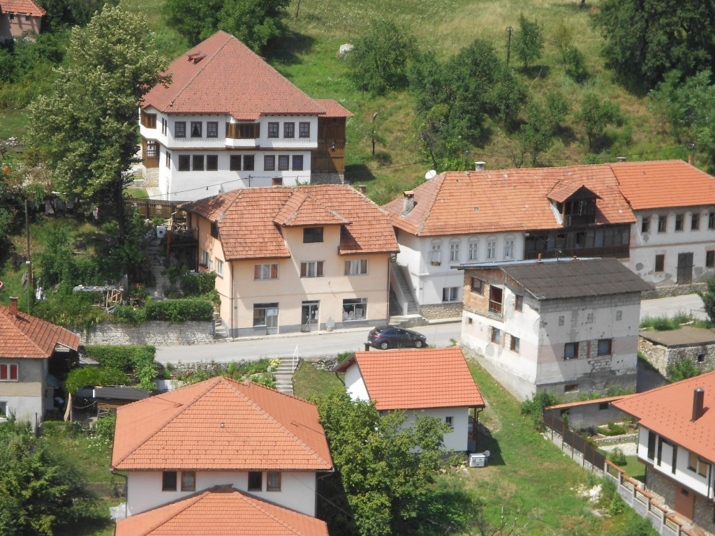 Конак Эминагича в Тешане. Фото: Елена Арсениевич, CC BY-SA 3.0