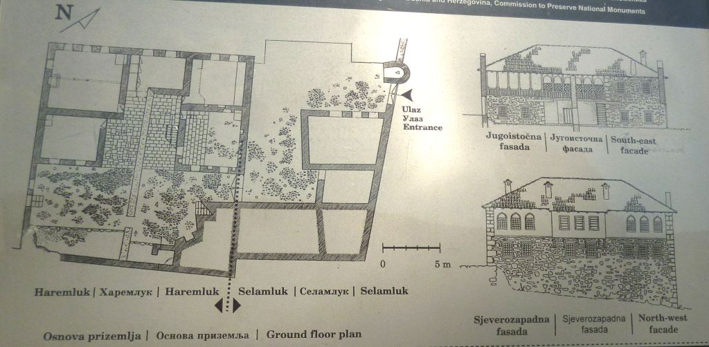 Схема дома. Фото: Елена Арсениевич, CC BY-SA 3.0