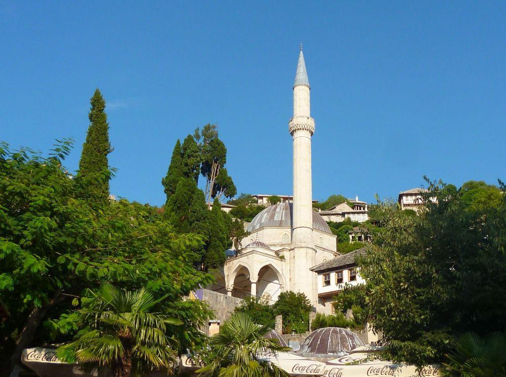 Мечеть Шишмана Ибрахима-паши. Фото: Елена Арсениевич, CC BY-SA 3.0