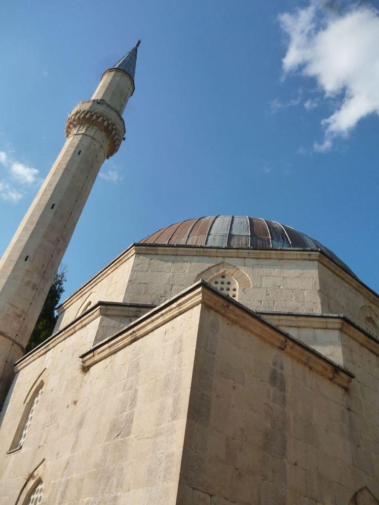 Мечеть Шишмана Ибрахима-паши в Почителе. Фото: Елена Арсениевич, CC BY-SA 3.0