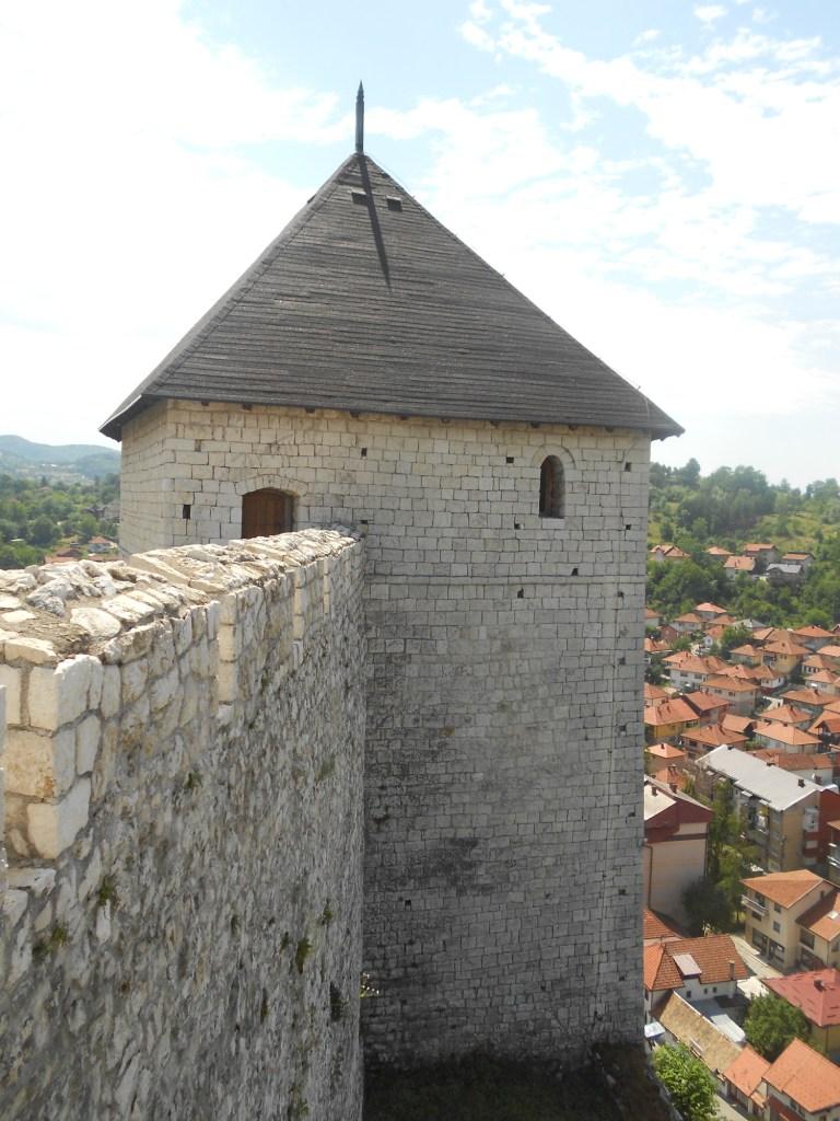 Башня Крня. Фото: Елена Арсениевич, CC BY-SA 3.0