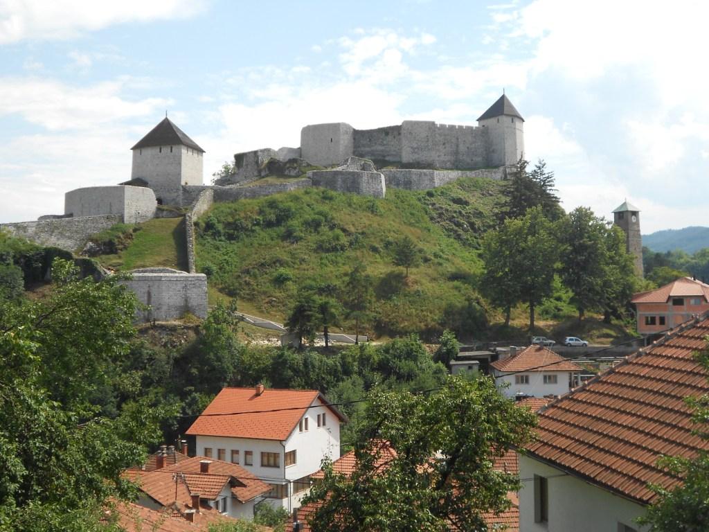 Город Тешань и его крепость. Фото: Елена Арсениевич, CC BY-SA 3.0