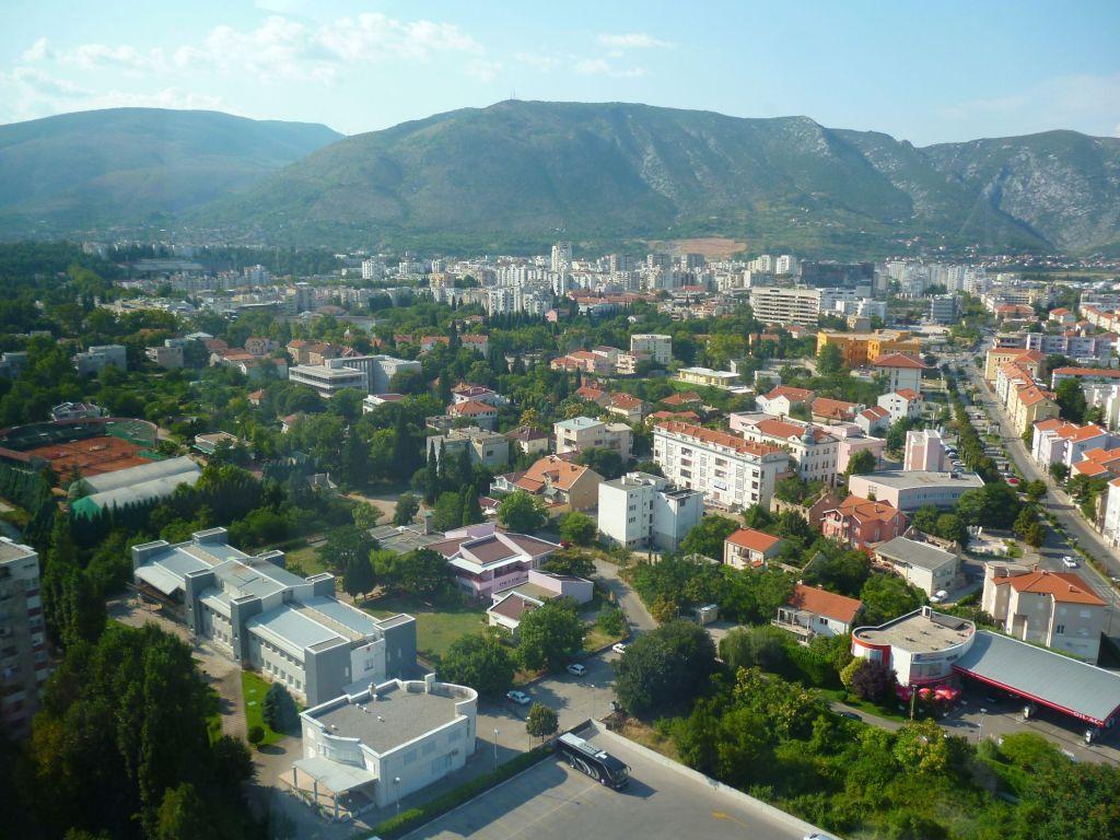 Западный Мостар. Фото: Елена Арсениевич, CC BY-SA 3.0