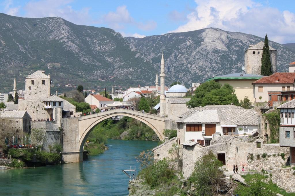 Мост под защитой ЮНЕСКО. Фото: Елена Арсениевич, CC BY-SA 3.0