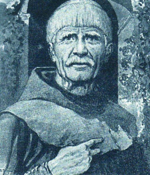 Брат Ловро Караула. Автор неизвестен, Public Domain