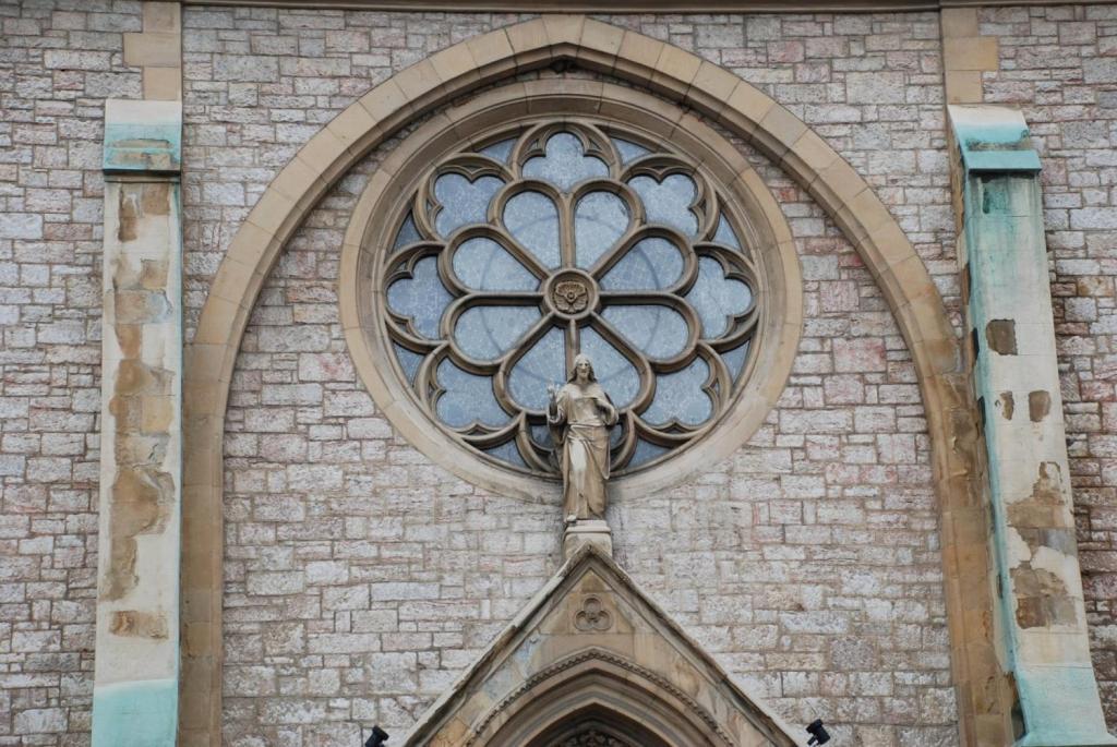 Розетка сараевского кафедрального собора. xiquinhosilva, CC BY 2.0