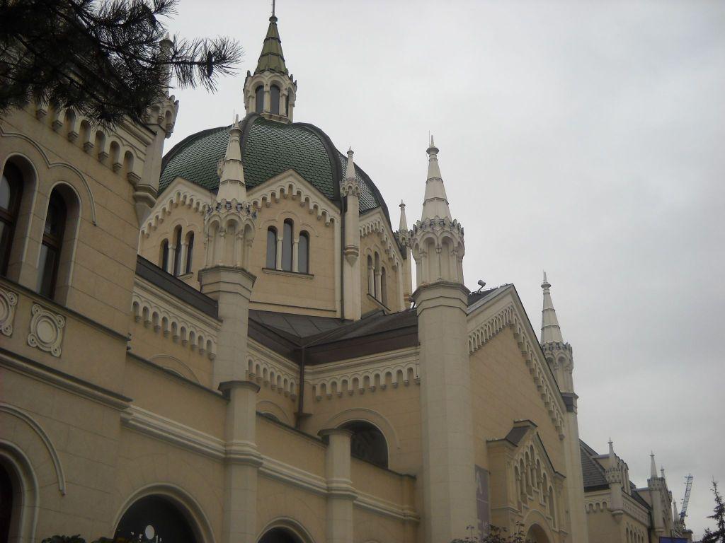 Академия искусств. Фрагмент. Фото: Елена Арсениевич, CC BY-SA 3.0