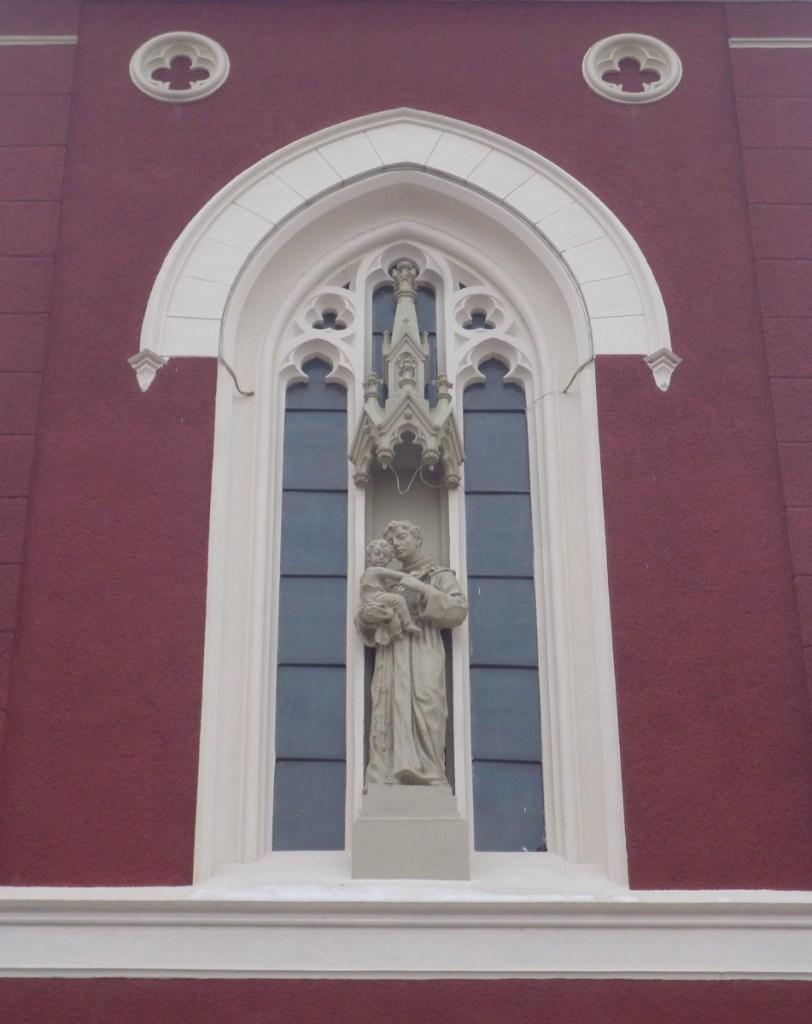Св. Анте с младенцем Иисусом. Фото: Елена Арсениевич, CC BY-SA 3.0