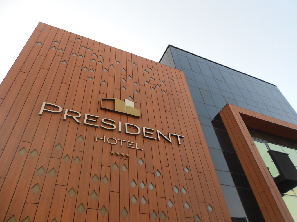 Отель President. Фото: Елена Арсениевич, CC BY-SA 3.0
