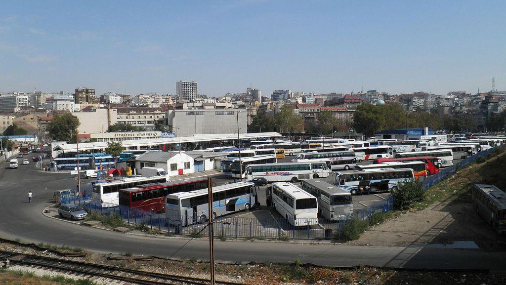 Автостанция в Белграде. Фото: Mister No, CC BY-SA 3.0