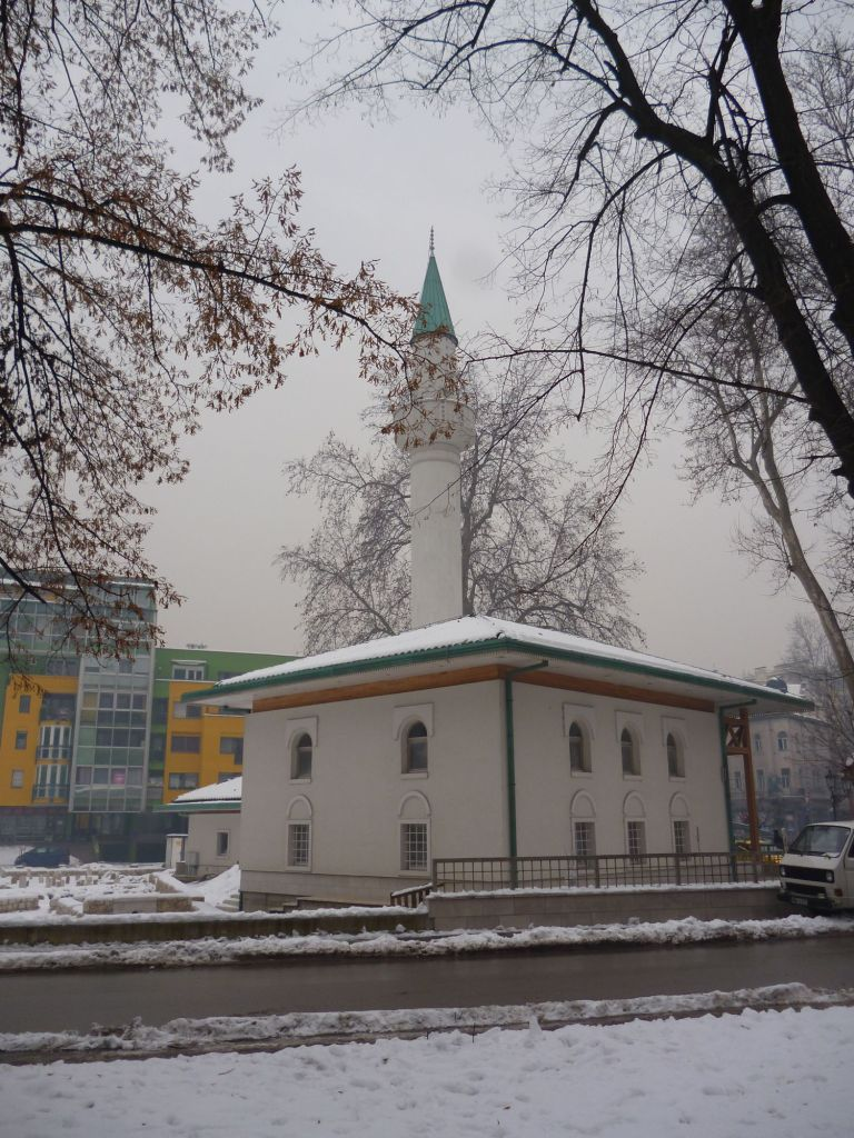 Мечеть Бакр-бабы. Фото: Елена Арсениевич, CC BY-SA 3.0