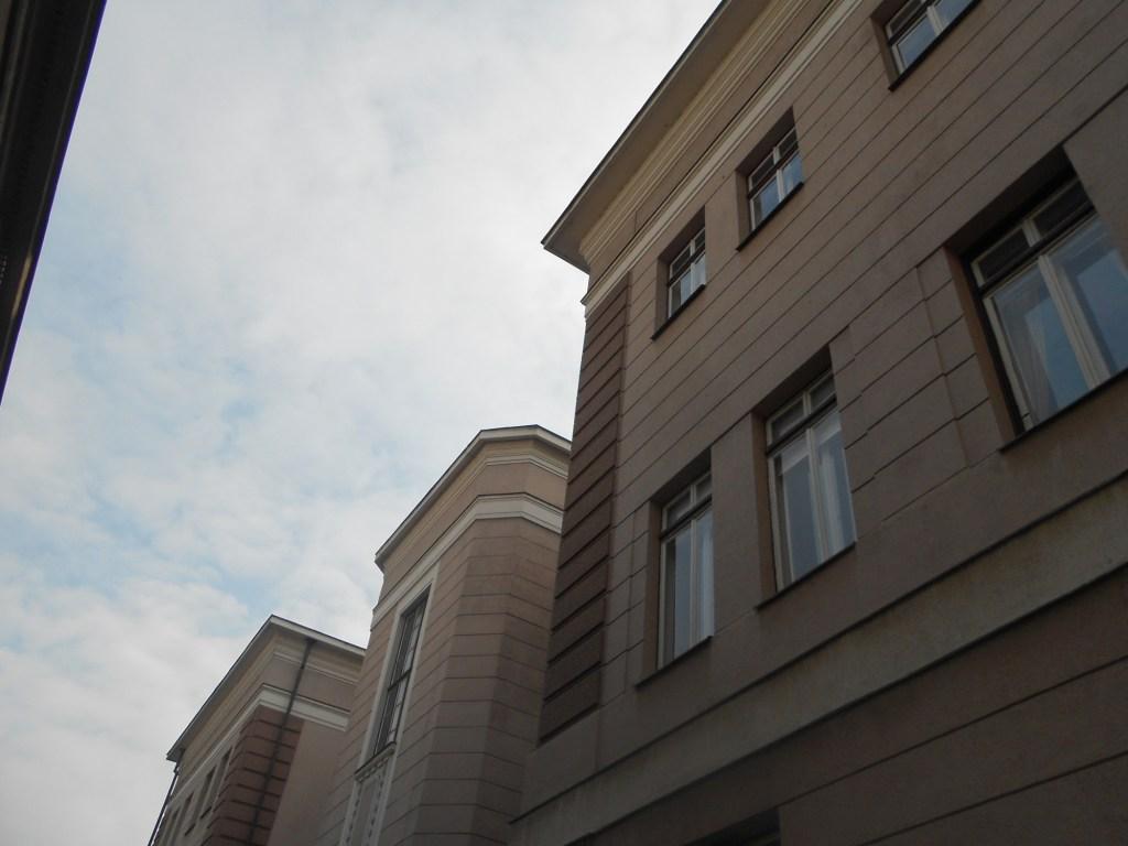 Северный непарадный фасад. Фото: Елена Арсениевич, CC BY-SA 3.0