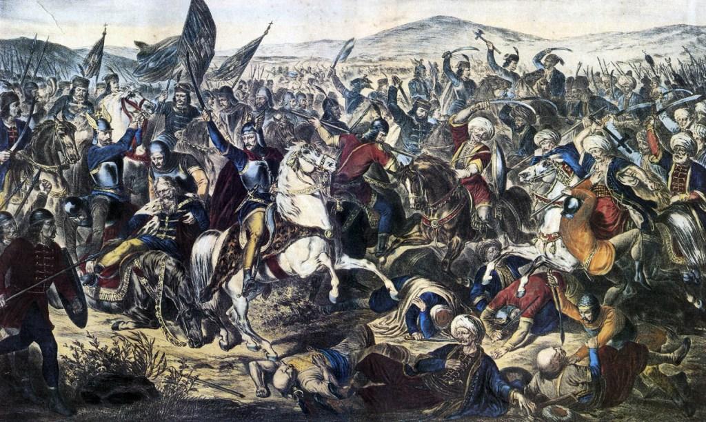 Битва на Косовом поле. Адам Стефановић, CC BY-SA 3.0