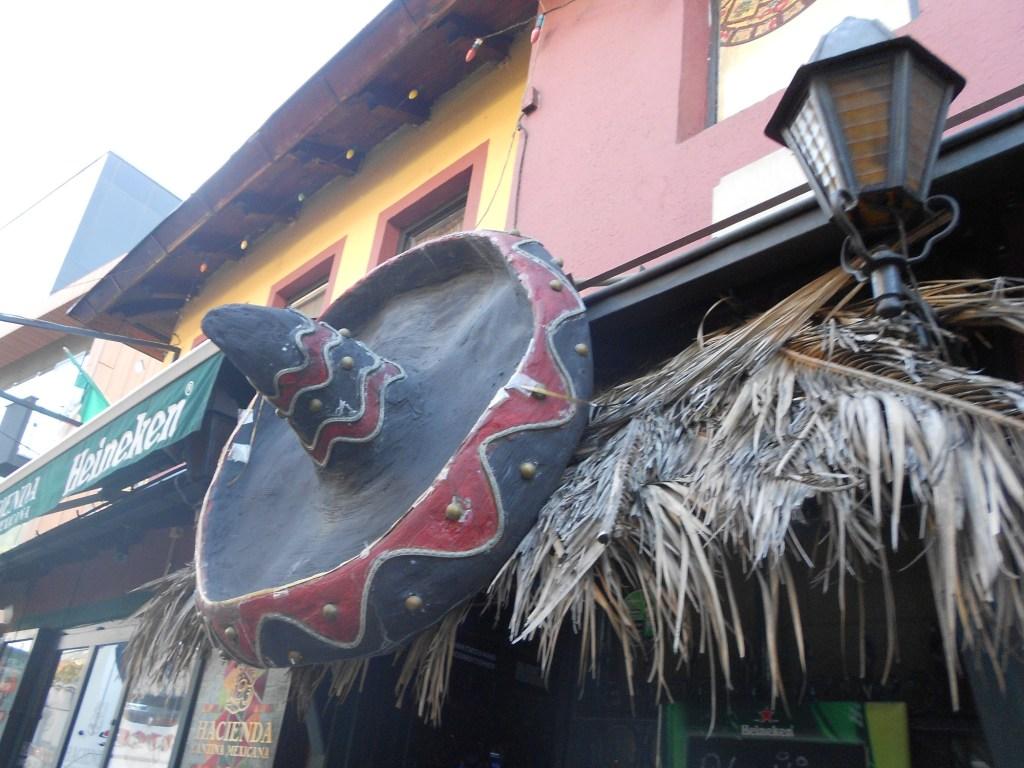 Немного Мексики на сараевской Башчаршии. Фото: Елена Арсениевич, CC BY-SA 3.0