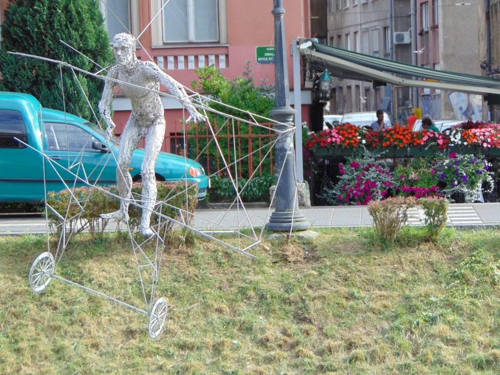 Летательный аппарат. Фото: Елена Арсениевич, CC BY-SA 3.0