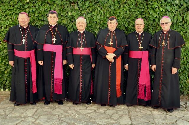 Епископы Боснии и Герцеговины. The Catholic news agency of the Bishops' Conference of Bosnia and Herzegovina, CC BY-SA 3.0