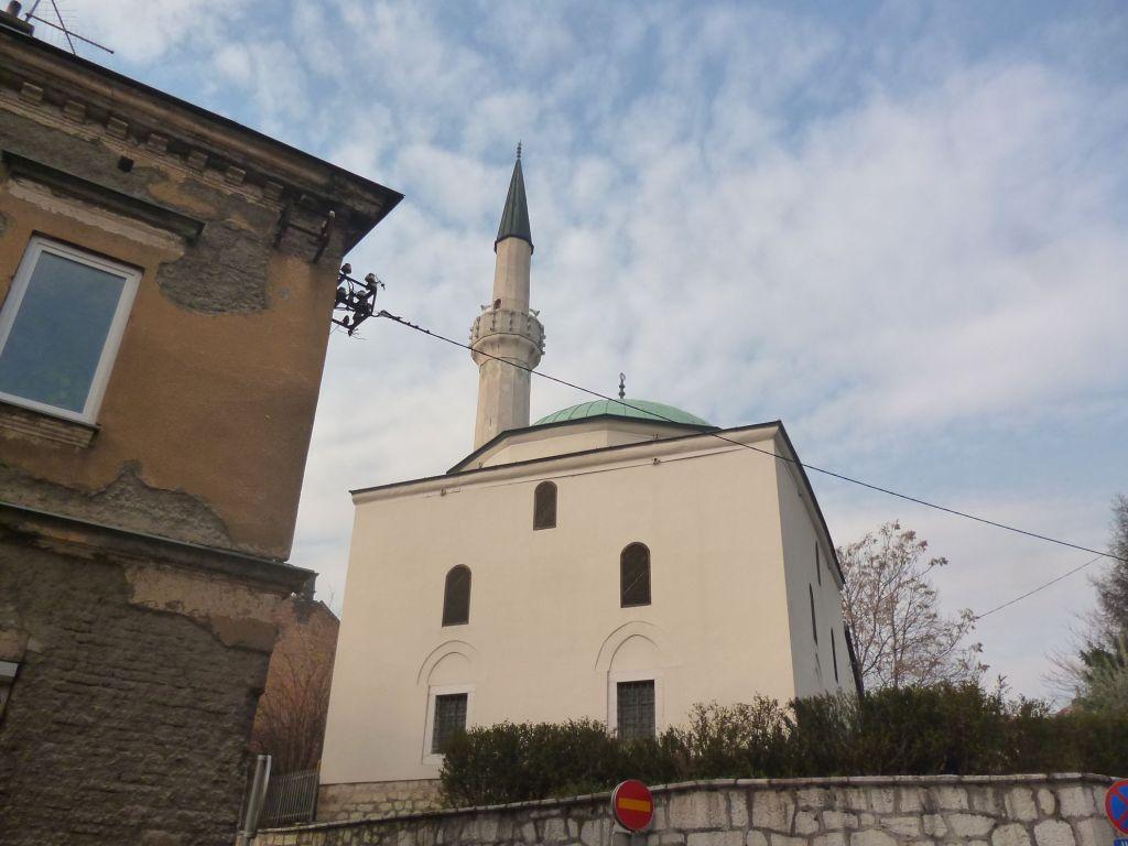 Мечеть Бузаджи хаджи Хасанова. Фото: Елена Арсениевич, CC BY-SA 3.0
