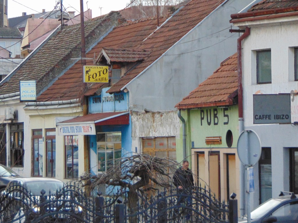 Крыши Брчко. Фото: Елена Арсениевич, CC BY-SA 3.0