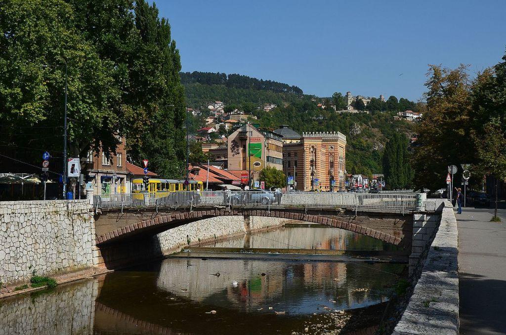 Церев (Императорский) мост. Фото: CeeGee, CC-BY-SA-4.0