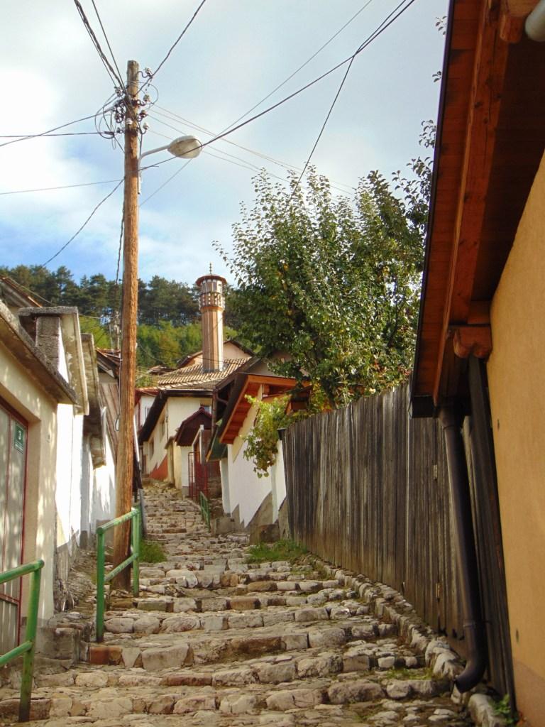 Переулок-лестница. Фото: Елена Арсениевич, CC BY-SA 3.0