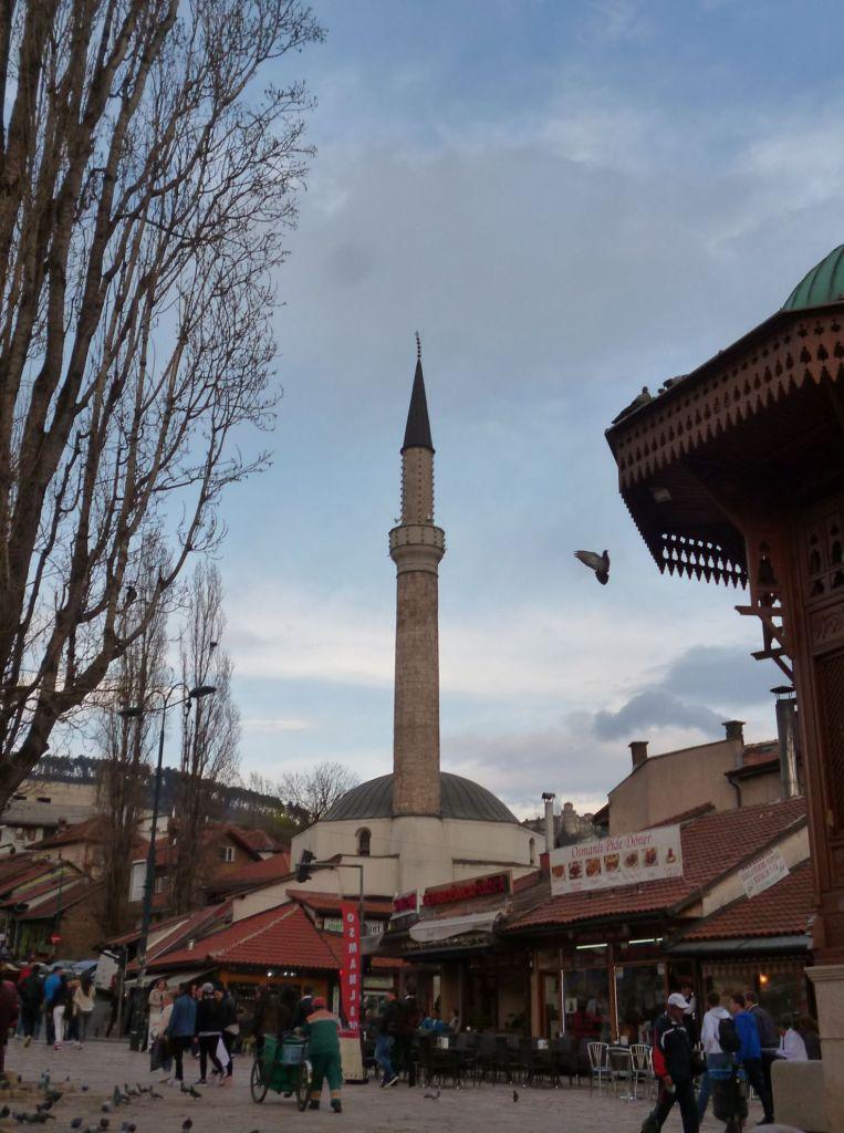 Чекрекчиина мечеть и Себиль. Фото: Елена Арсениевич, CC BY-SA 3.0