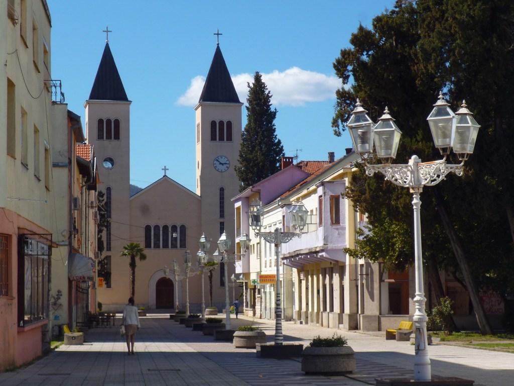 Церковь св. Франциска. Фото: Елена Арсениевич, CC BY-SA 3.0