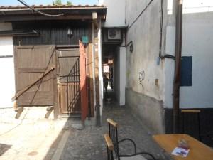 Самая узкая улица в Сараево. Фото: Елена Арсениевич, CC BY-SA 3.0