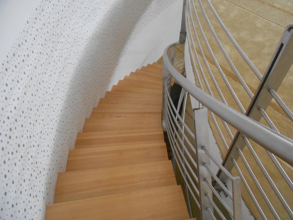 Лестница на галерею. Фото: Елена Арсениевич, CC BY-SA 3.0